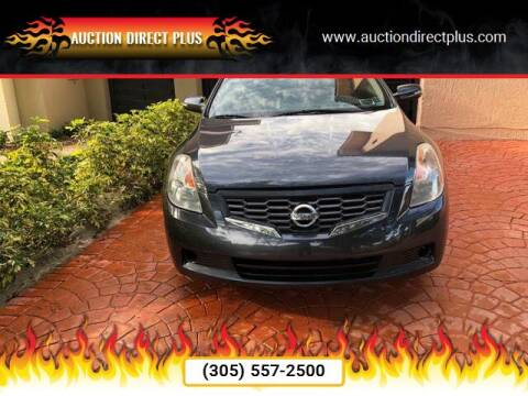 2009 Nissan Altima for sale at Auction Direct Plus in Miami FL