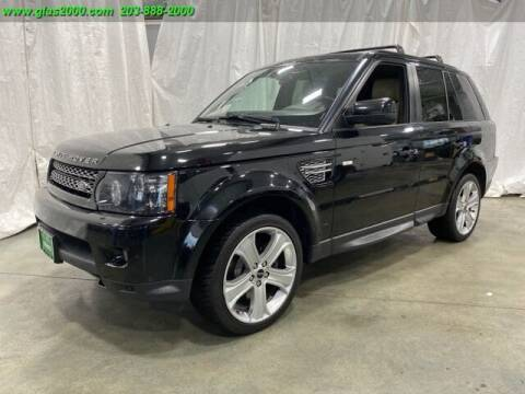 2012 Land Rover Range Rover Sport for sale at Green Light Auto Sales LLC in Bethany CT