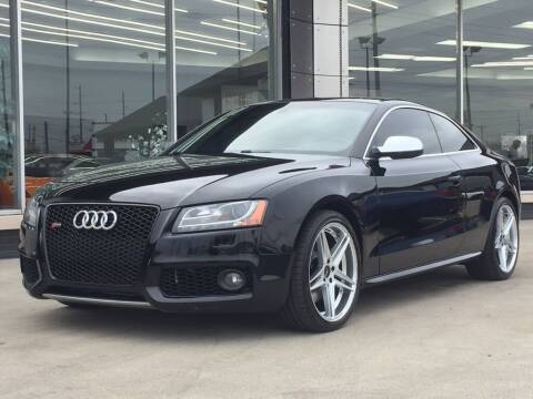 2011 Audi S5 for sale at Carmel Motors in Indianapolis IN