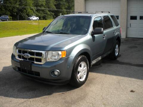 2011 Ford Escape for sale at Route 111 Auto Sales in Hampstead NH