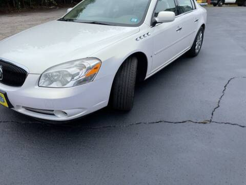 2006 Buick Lucerne for sale at Granite Auto Sales in Spofford NH
