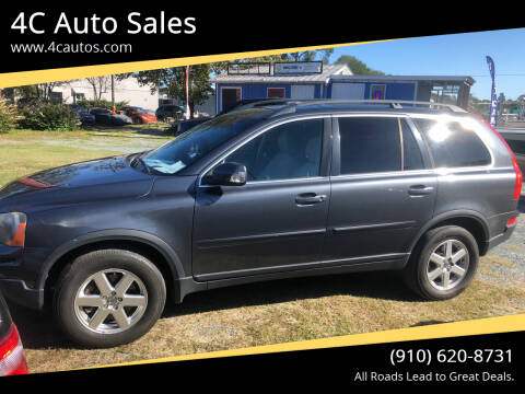 2007 Volvo XC90 for sale at 4C Auto Sales in Wilmington NC
