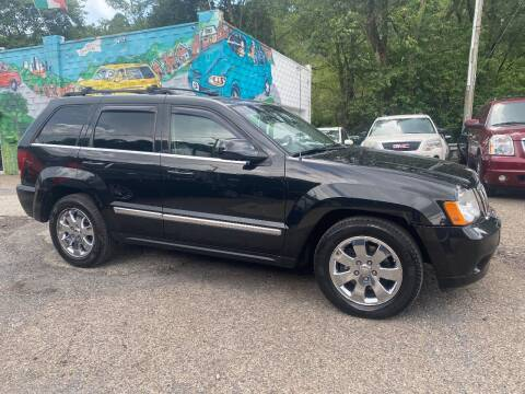 2009 Jeep Grand Cherokee for sale at Showcase Motors in Pittsburgh PA