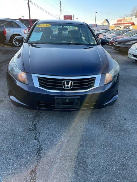 2009 Honda Accord for sale at SRI Auto Brokers Inc. in Rome GA