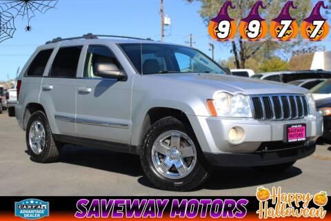 2005 Jeep Grand Cherokee for sale at Saveway Motors in Reno NV