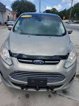 2015 Ford C-MAX Hybrid for sale at Steve's Auto Sales in Sarasota FL