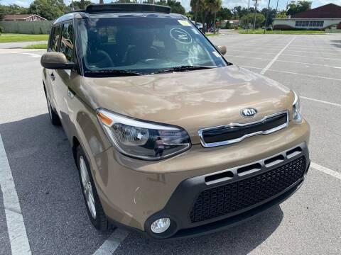 2015 Kia Soul for sale at Consumer Auto Credit in Tampa FL