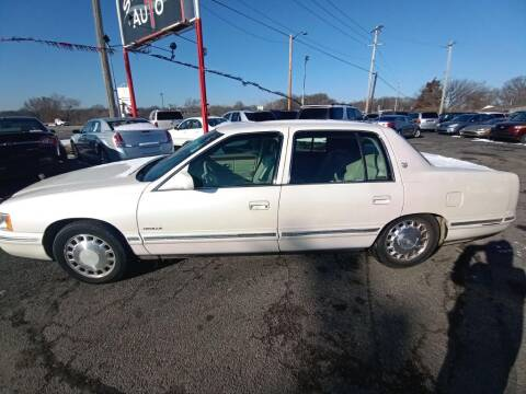 1999 Cadillac DeVille for sale at Savior Auto in Independence MO