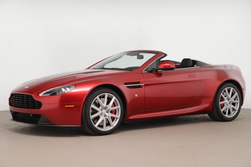 2013 Aston Martin V8 Vantage for sale at At My Garage Motors in Arvada CO