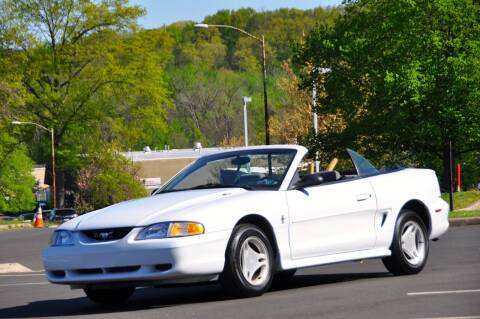 1997 Ford Mustang for sale at T CAR CARE INC in Philadelphia PA