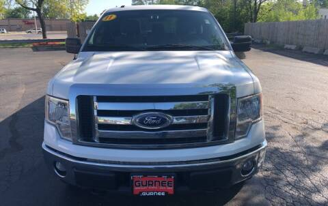 2011 Ford F-150 for sale at Pay Less Auto Sales Group inc in Hammond IN