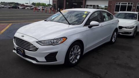 2020 Ford Fusion for sale at Franklyn Auto Sales in Cohoes NY