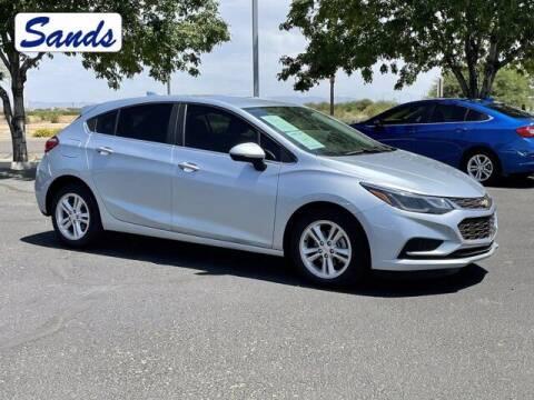 2018 Chevrolet Cruze for sale at Sands Chevrolet in Surprise AZ