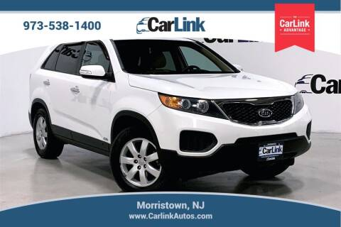 2013 Kia Sorento for sale at CarLink in Morristown NJ