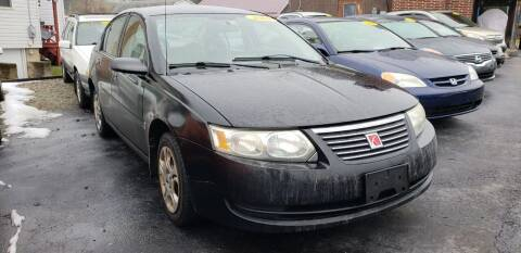 2005 Saturn Ion for sale at Selective Wheels in Windber PA