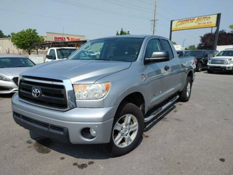 2010 Toyota Tundra for sale at Canyon Auto Sales in Orem UT