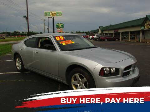 2009 Dodge Charger for sale at Auto World in Carbondale IL