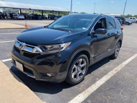 2018 Honda CR-V for sale at Jerry's Buick GMC in Weatherford TX
