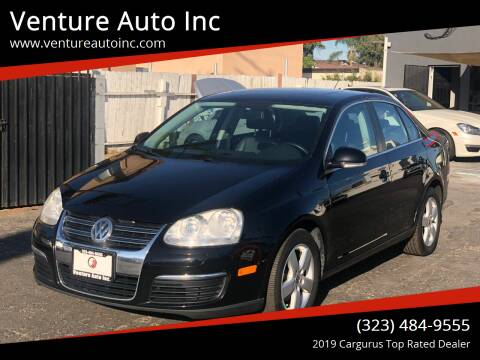 2009 Volkswagen Jetta for sale at Venture Auto Inc in South Gate CA