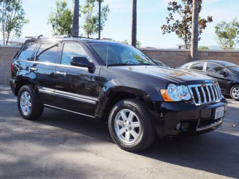 2008 Jeep Grand Cherokee for sale at Corona Auto Wholesale in Corona CA