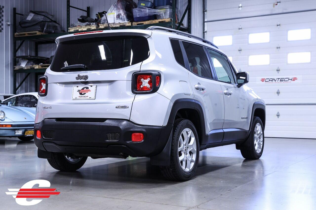 Cantech automotive: 2017 Jeep Renegade 2.4L I4 SUV