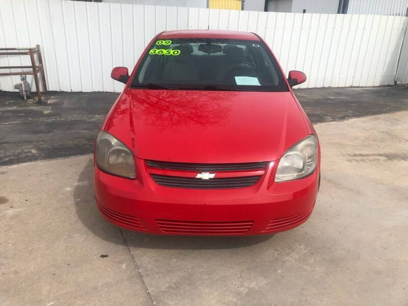 2009 Chevrolet Cobalt for sale at Moore Imports Auto in Moore OK