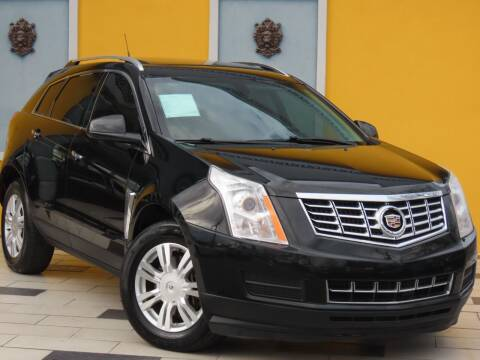 2013 Cadillac SRX for sale at Paradise Motor Sports LLC in Lexington KY
