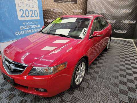 2005 Acura TSX for sale at X Drive Auto Sales Inc. in Dearborn Heights MI