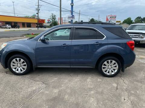 2011 Chevrolet Equinox for sale at Uncle Ronnie's Auto LLC in Houma LA