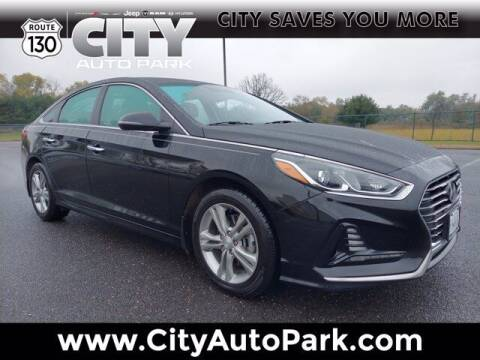 2018 Hyundai Sonata for sale at City Auto Park in Burlington NJ