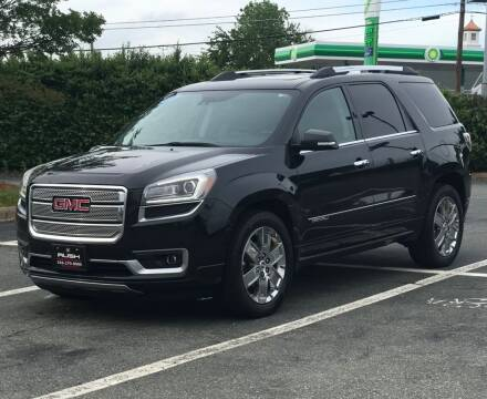 2015 GMC Acadia for sale at RUSH AUTO SALES in Burlington NC