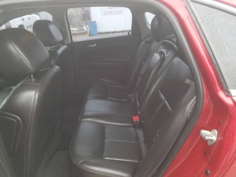 2013 Chevrolet Impala LTZ 4dr Sedan - Lolo MT