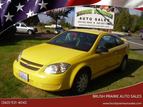 2009 Chevrolet Cobalt for sale at Brush Prairie Auto Sales in Battle Ground WA