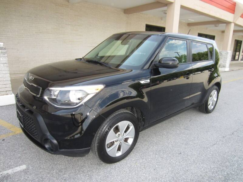 2016 Kia Soul for sale at PRIME AUTOS OF HAGERSTOWN in Hagerstown MD