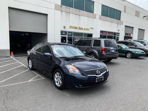 2007 Nissan Altima for sale at Super Bee Auto in Chantilly VA