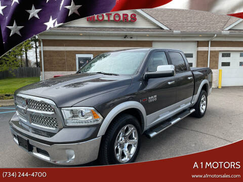 2015 RAM Ram Pickup 1500 for sale at A 1 Motors in Monroe MI
