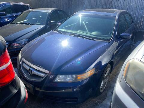 2006 Acura TL for sale at Polonia Auto Sales and Service in Hyde Park MA