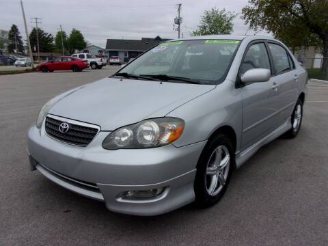 2006 Toyota Corolla for sale at Ideal Auto Sales, Inc. in Waukesha WI