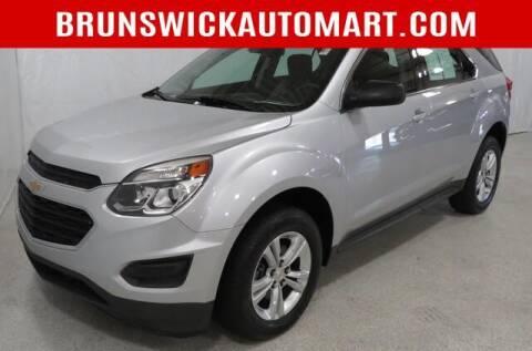 2016 Chevrolet Equinox for sale at Brunswick Auto Mart in Brunswick OH