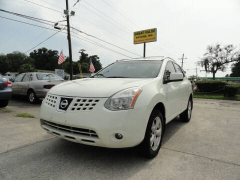 2008 Nissan Rogue for sale at GREAT VALUE MOTORS in Jacksonville FL