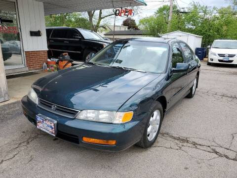 1996 Honda Accord for sale at New Wheels in Glendale Heights IL