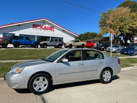 2006 Chevrolet Malibu for sale at Efkamp Auto Sales LLC in Des Moines IA
