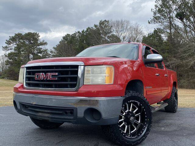 2007 GMC Sierra 1500 for sale at Global Pre-Owned in Fayetteville GA