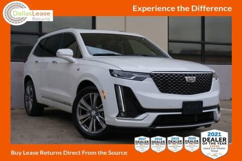 2020 Cadillac XT6 for sale at Dallas Auto Finance in Dallas TX