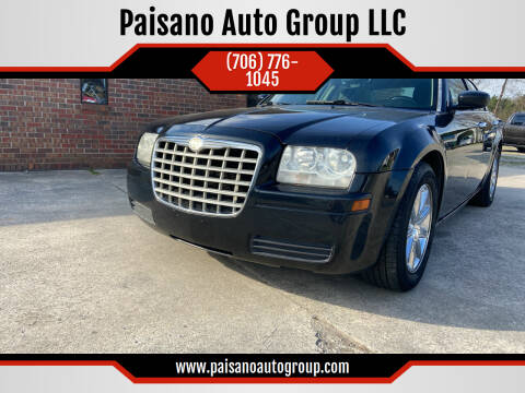 2007 Chrysler 300 for sale at Paisano Auto Group LLC in Cornelia GA
