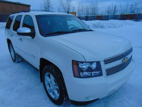 2013 Chevrolet Tahoe for sale at Dependable Used Cars in Anchorage AK