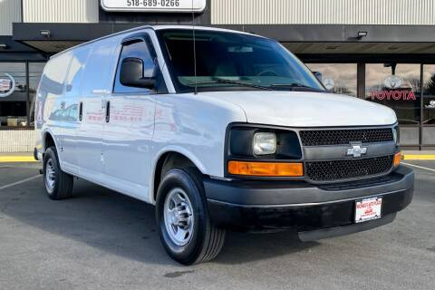 2015 Chevrolet Express Cargo for sale at Michaels Auto Plaza in East Greenbush NY