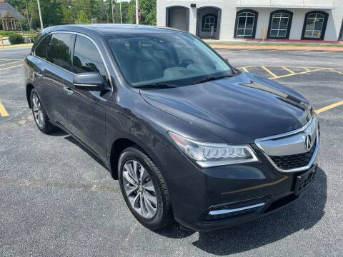2016 Acura MDX for sale at H & B Auto in Fayetteville AR