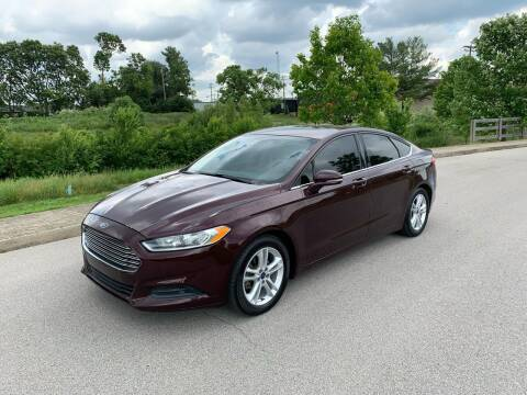 2013 Ford Fusion for sale at Abe's Auto LLC in Lexington KY