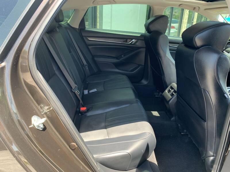 2018 Honda Accord EX-L 4dr Sedan (1.5T I4) - Orem UT